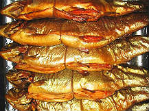 как приготовить рыбы горячего копчения