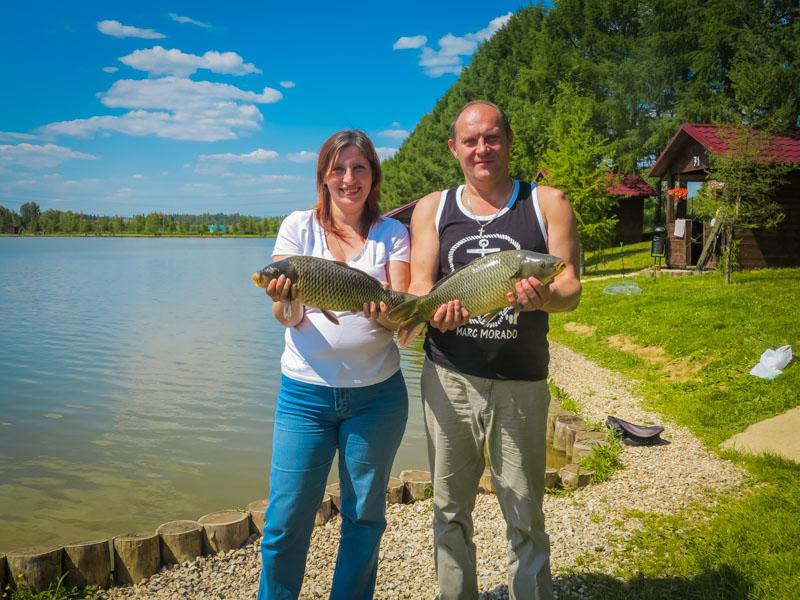 рыболовный клуб золотой