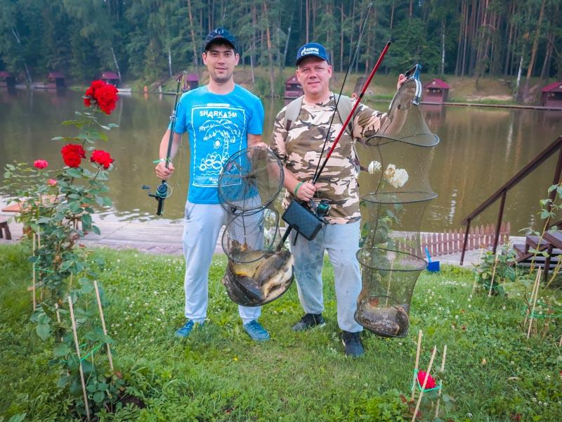 Золотой сазан рыбалка на симферопольском
