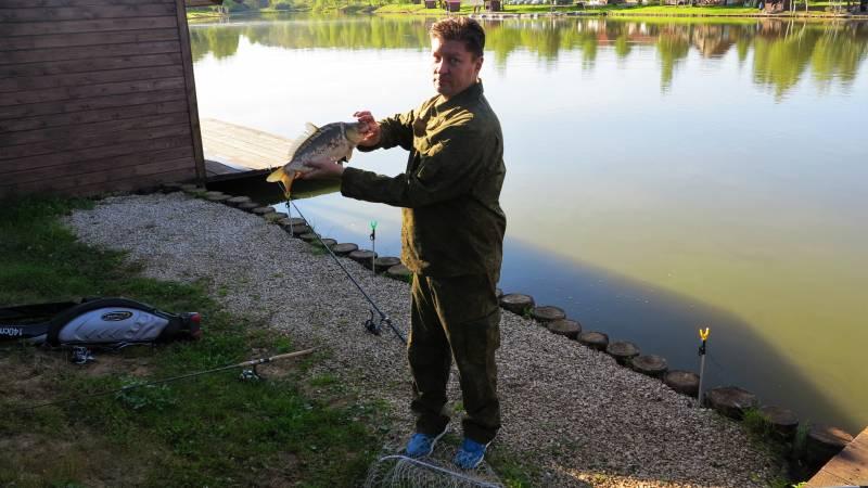 Рыболовное хозяйство тольятти