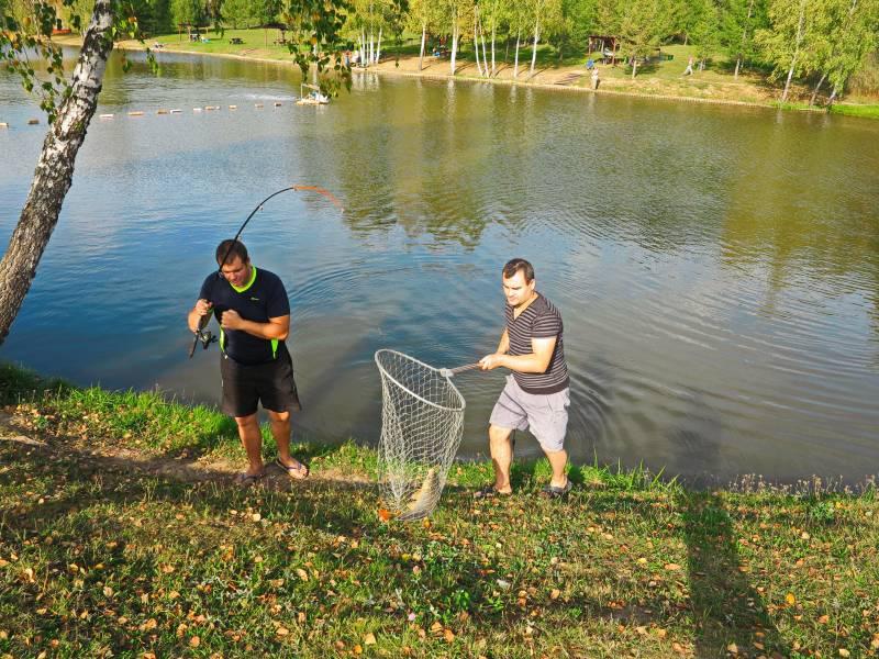 рыболовный клуб золотой сазан новорижское шоссе