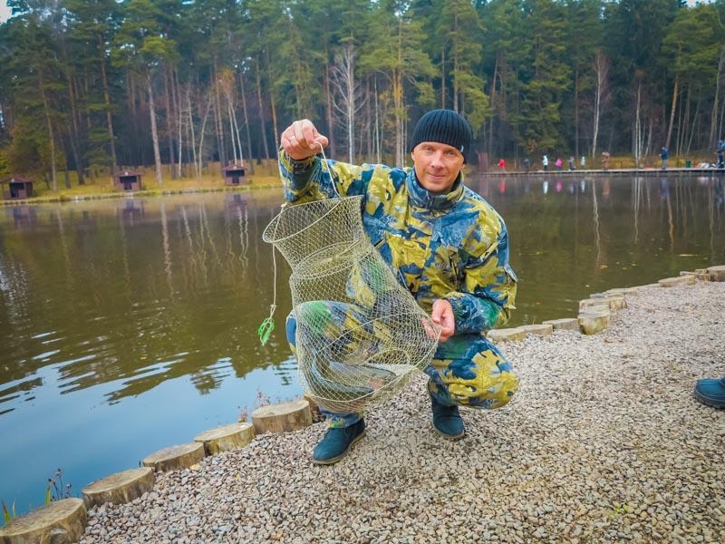 платная рыбалка золотой сазан на симферопольском