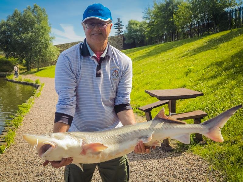 рыбалка на белугу