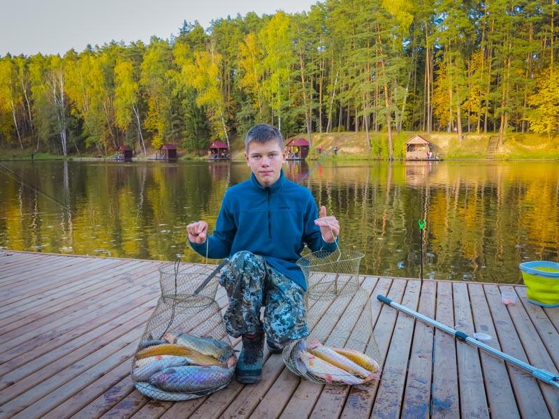 Рыбалка москва рига