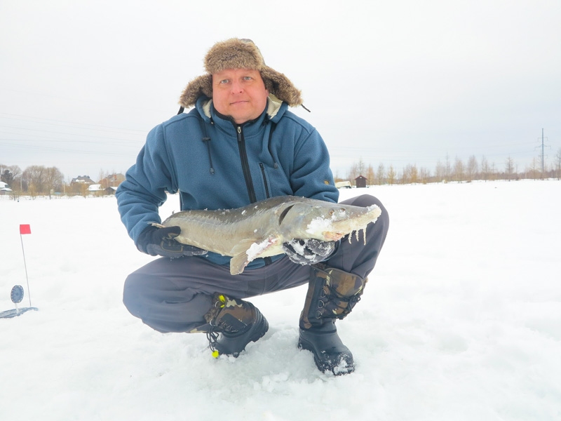 Отчёты о рыбалке 2020(краткие)
