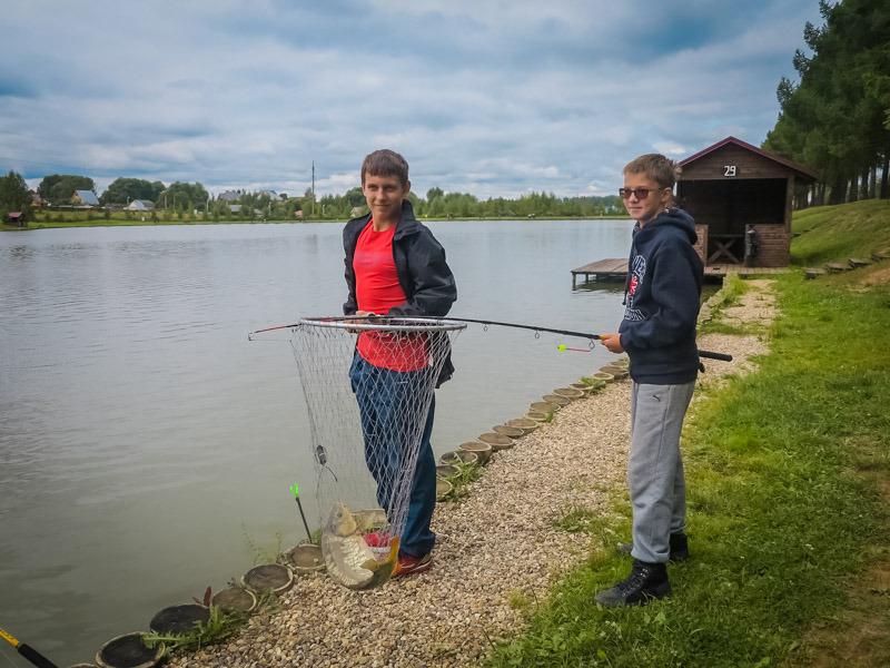Отчеты о рыбалке калуга