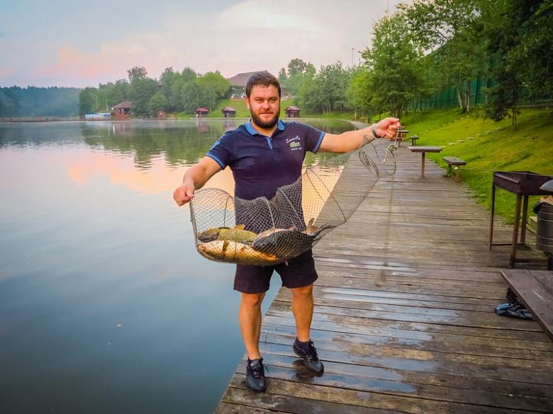 симферопольское шоссе рыбалка бесплатно